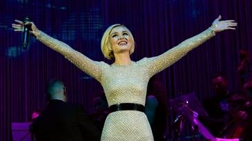 Певица Полина Гагарина и группа MBAND проведут в Воронеже совместный концерт