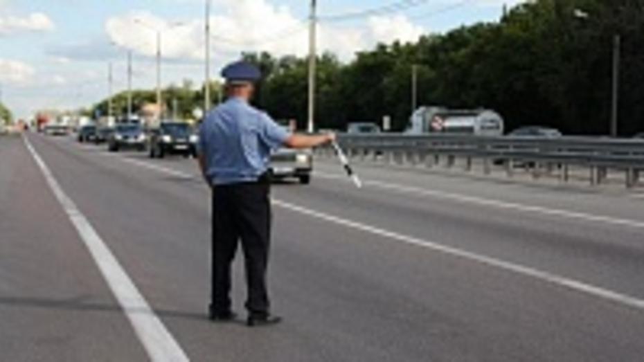 В Лискинском районе за два дня на дорогах задержали шесть пьяных водителей