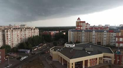 Сильный ветер «сдул» штормовое предупреждение в Воронежской области
