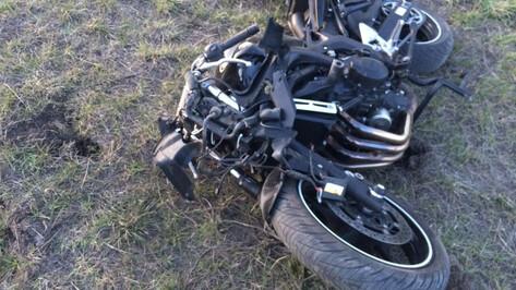 В Воронежской области погибли 2 мотоциклиста