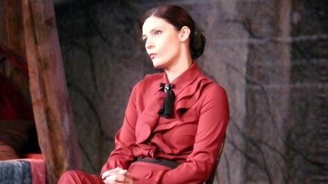 Актриса Лидия Вележева в Воронеже: «Российские сериалы вызывают ужас»