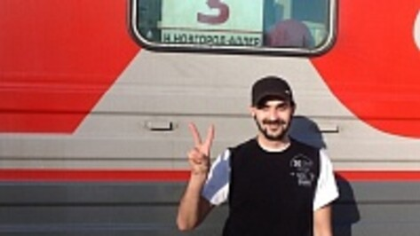 Сыроед, добежавший из Подмосковья в Сочи: «В кроссовках, которые мне подарили в Воронеже, хочу поехать в Индию»