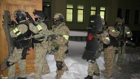 Оперативный штаб обезвредил «террористов» в Воронежском медуниверситете