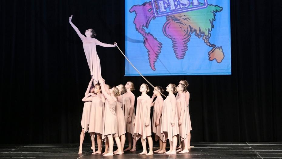 Лискинские танцоры стали лауреатами Международного фестиваля Planet of talents fest