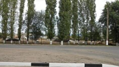В Таловой в сентябре откроется обновленный парк