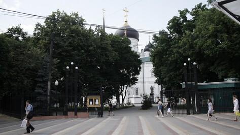 Легенды Воронежа. Первомайский сад – первый городской парк