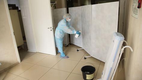 Число диагностированных случаев коронавируса превысило 56 тыс в Воронежской области