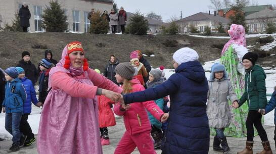 Репьевцы объявили старт межрайонного онлайн-фестиваля «Масленичный разгуляй»