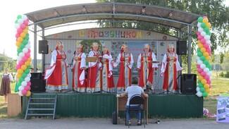 В хохольском селе Гремячье установят уличную сцену