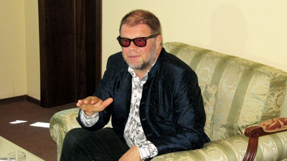 Воронежцы первыми в стране услышат «Песни нелюбимых» Бориса Гребенщикова