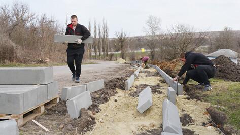 Более 100 тротуаров хотят обустроить или отремонтировать в Воронеже в 2021 году