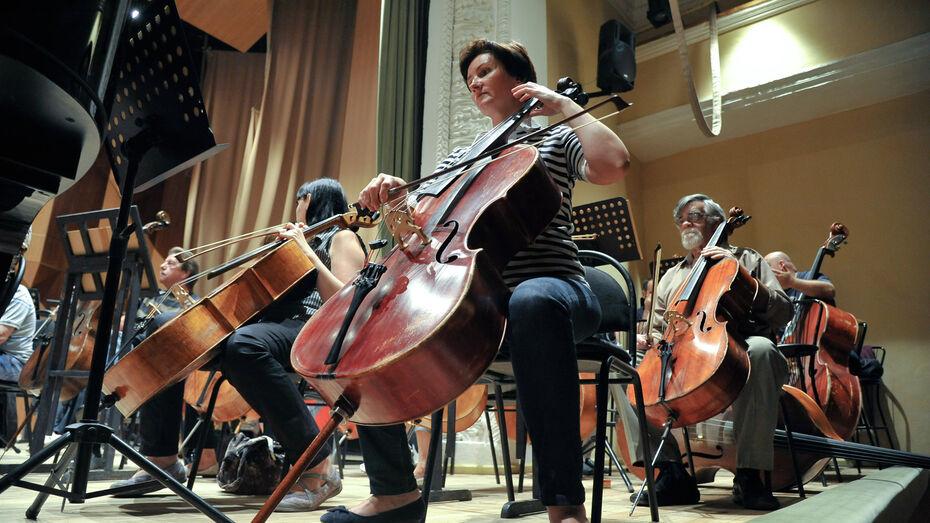 Воронежский симфонический оркестр выступит в зале имени Чайковского в Москве