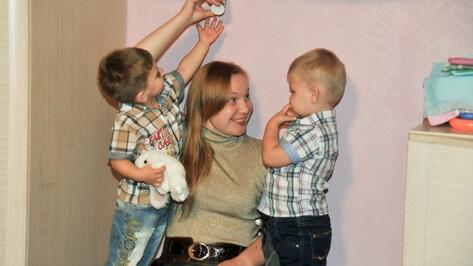 Спецпроект РИА «Воронеж». Пусть мама увидит. «Своих мальчишек ждала 5 лет!»