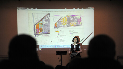 Воронежцы одобрили строительство жилого микрорайона в Северном