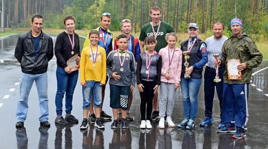 Бутурлиновские лыжероллеры завоевали 7 золотых медалей в первенстве Лискинского района