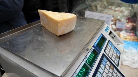 ФСБ перекрыла нелегальный канал поставки украинского сыра в Воронежскую область