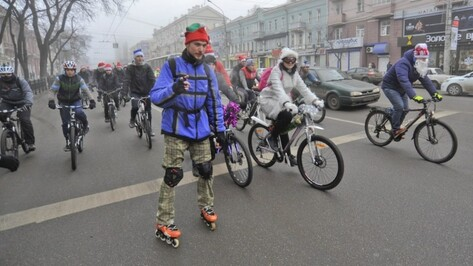 Воронеж вошел в десятку европейских городов с велоинфраструктурой