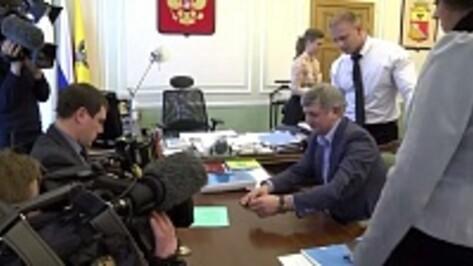 Чиновники воронежской мэрии возмутились поведением съемочной группы НТВ