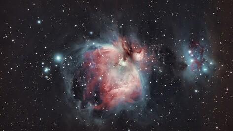 В далекой галактике. Воронежские астрофотографы поделились лучшими кадрами 2016 года