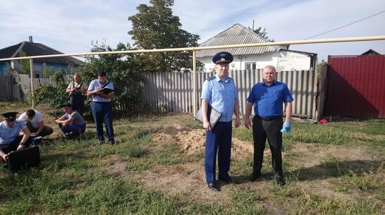 В доме в Воронежской области нашли тела 4 человек