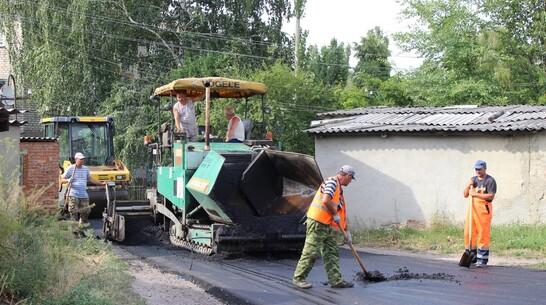 Более 25 км дорог отремонтируют в Таловском районе в 2021 году