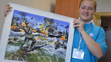 Эртильская школьница победила в региональном этапе Международного фестиваля «Детство без границ»