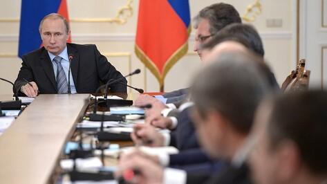 Владимир Путин согласился с необходимостью уничтожать санкционные продукты на границе