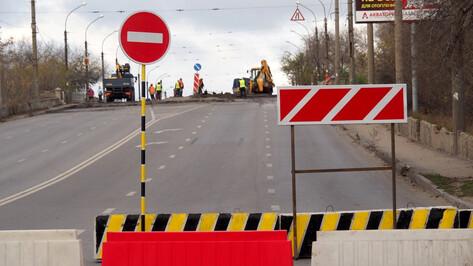 Срыв сроков ремонта виадука на 9 Января в Воронеже обошелся подрядчику в 11 млн неустойки