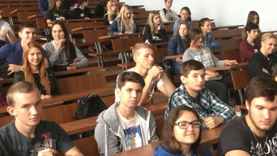Более 300 студентов в 2017 году прошли практику на Нововоронежской АЭС