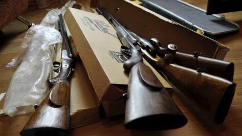 ФСБ накрыла подпольных оружейников в Воронежской области