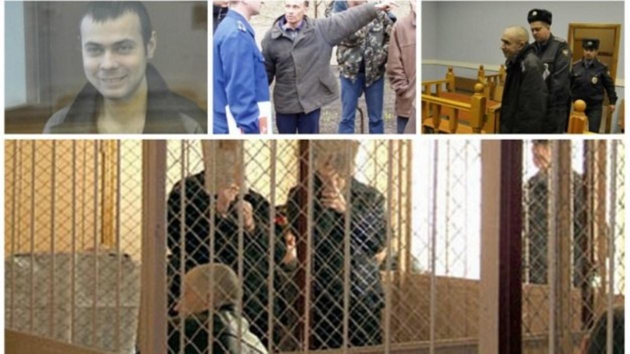 Высшая мера: осужденные пожизненно воронежские маньяки и убийцы