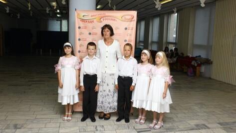 Поворинский детский ансамбль победил на всероссийском фестивале-конкурсе «Сердце России»