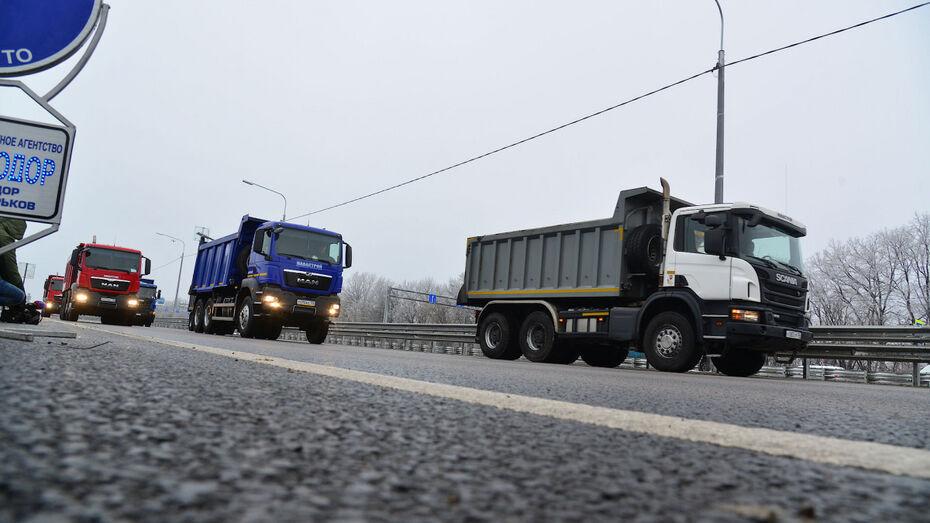 Фурам запретят ездить через Лосево Воронежской области по выходным с 24 мая до 15 сентября
