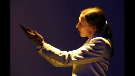 Актриса Екатерина Савченко расскажет воронежцам о работе в документальном спектакле
