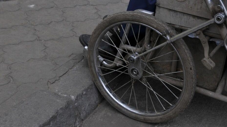 Воронежская область получит 437 млн рублей из федбюджета на соцзащиту инвалидов