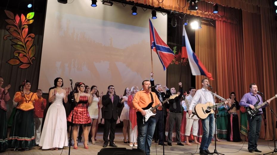 Кантемировский район посетила делегация из Луганской области