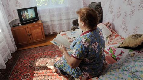Жителей Воронежской области предупредили об отключении телеканалов 28 октября
