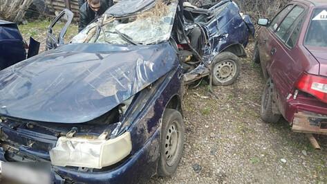 В Воронежской области экс-инспектору ДПС вынесли приговор за смертельное ДТП с таксистом