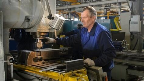 Федеральный бюджет увеличил финподдержку воронежской промышленности в 34 раза