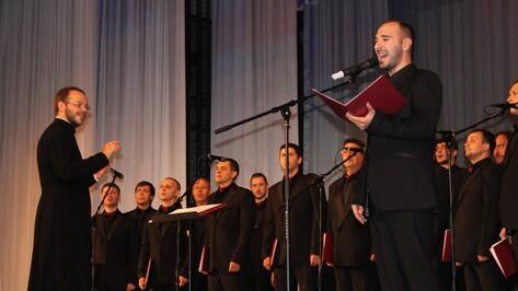 Воронежский хор «Символ веры» дал сольный концерт в китайском Харбине