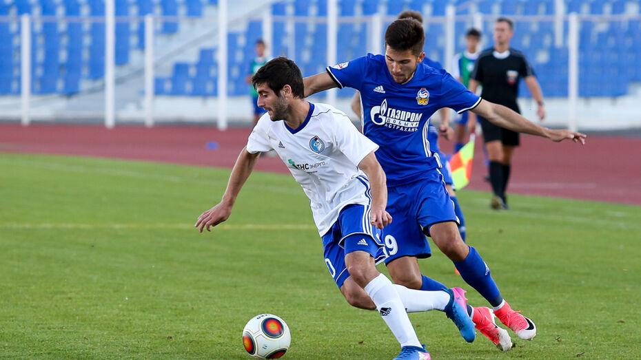 Футболиста воронежского «Факела» вызвали в сборную Армении