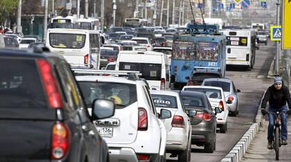В Воронеже увеличили количество маршруток ради избежания столпотворения в транспорте