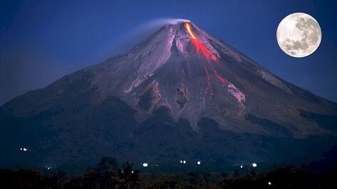 Катаклизмы древней истории окончательно связали с извержениями вулканов