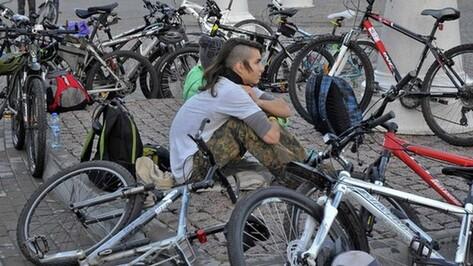 В Семилуках в ближайшее воскресенье пройдет велопробег
