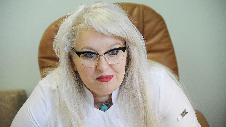 Воронежцы смогут пообщаться с неврологом Светланой Чуприной в прямом эфире