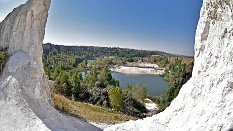Любимую фотозону воронежцев в «Белом колодце» разрушат для добычи глины и песка