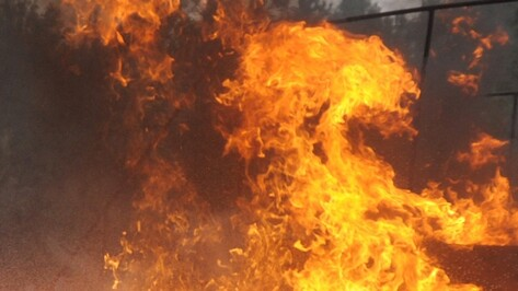 «Рамонский родник» начался с пожара