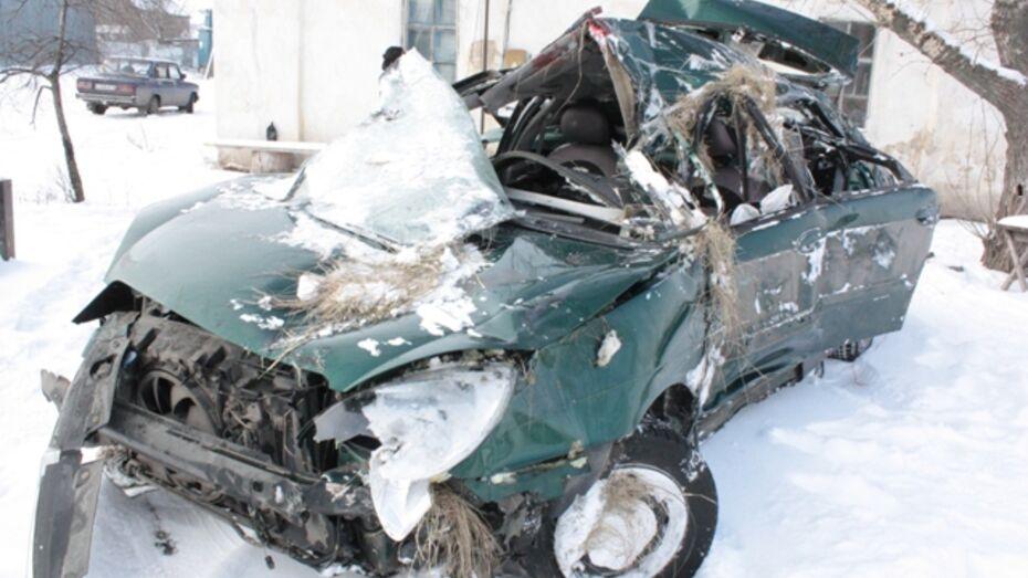 Два человека погибли при ДТП в Ольховатском районе