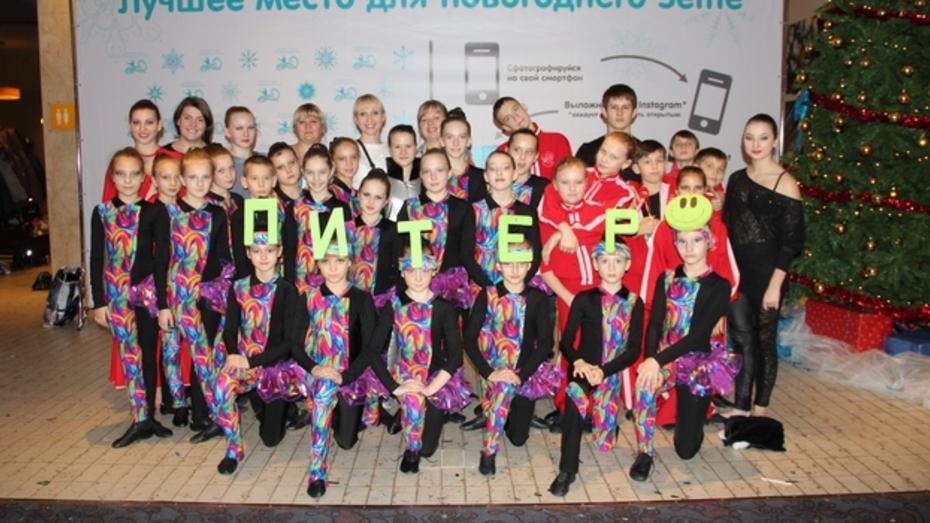 Острогожская шоу-группа «Блиц» поднялась на вершину «Танцевальной волны»