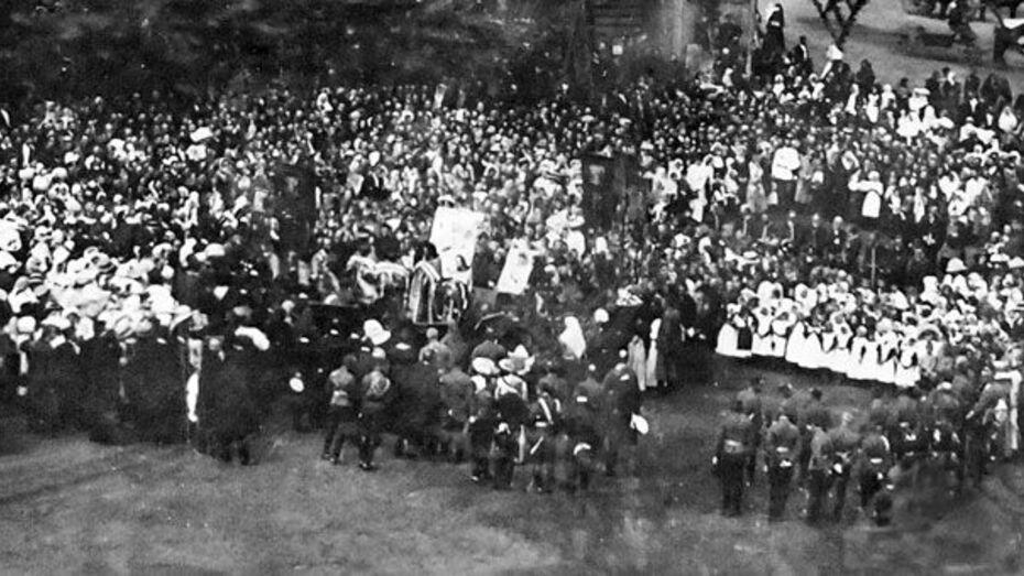 Воронежцы увидят, как праздновали победу в войне 1812 года век назад